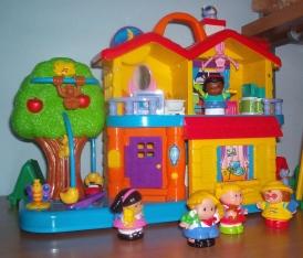 Casa Xoguete