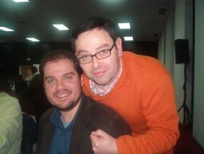 Iván Puentes e Manuel Cendán