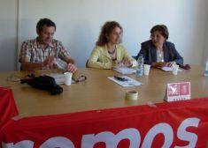 Acto PSOE Narón nas Ferrer�as