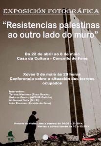 Catel Fene con Palestina