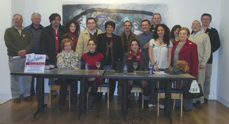 Layla Khaled en Ferrol