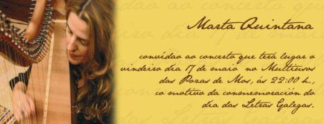 Queda con Marta